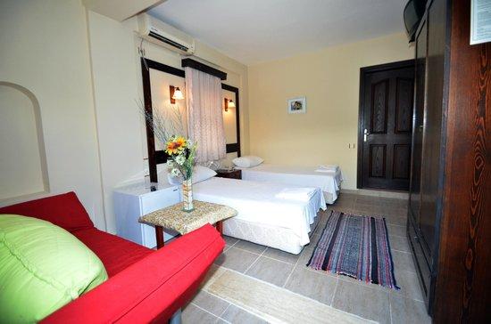 Salinas Beach Hotel: Oda