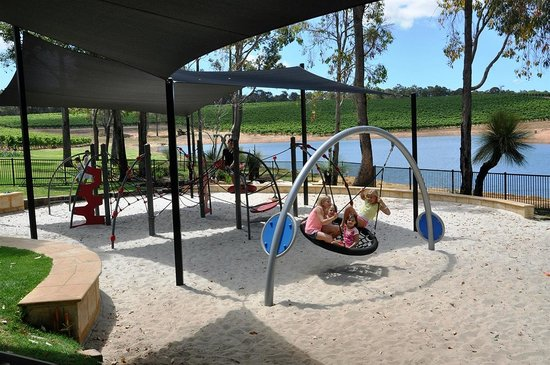 Taste The South Wine Tours: Aravina Estate Kids Playground