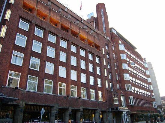 NH Amsterdam Centre: Fachada del hotel