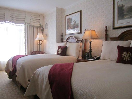 The Inn on Biltmore Estate: Bedroom