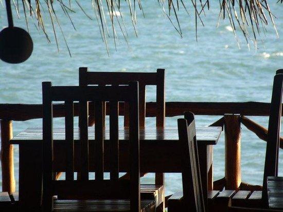 Promised Land Lodge : sea view retaurant