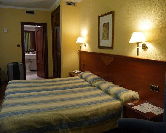 Hotel Alixares: 部屋2