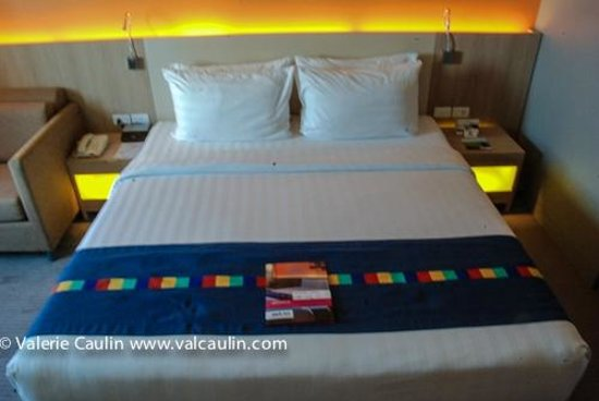 Park Inn by Radisson Davao : King-sized bed..comfortable.