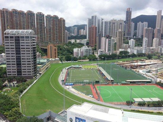 Dorsett Wanchai, Hong Kong: Day room view