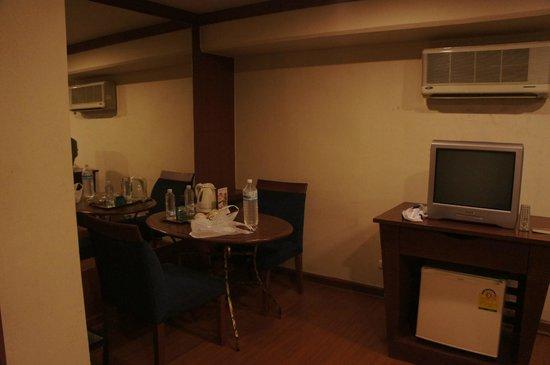 Baiyoke Suite Hotel: номер