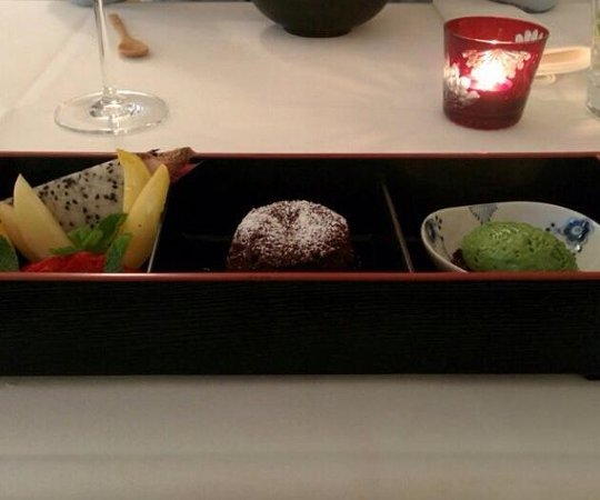Nagaya: Dessert- Variation