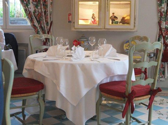 Hotel L'Aréna : Salle du restaurant