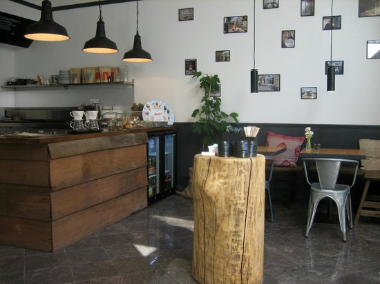 original coffee bredgade copenhague indre by centre ville restaurant a. Black Bedroom Furniture Sets. Home Design Ideas
