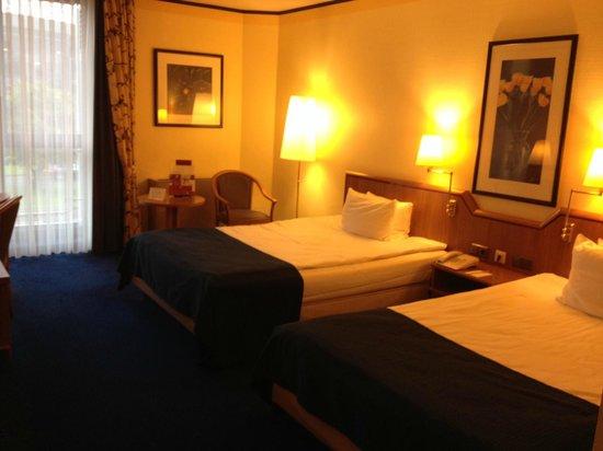 Leonardo Hotel Hannover Airport: Chambre n°214