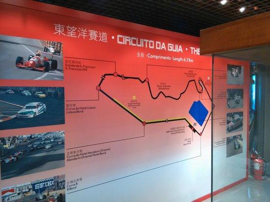 Grand Prix Museum : карта