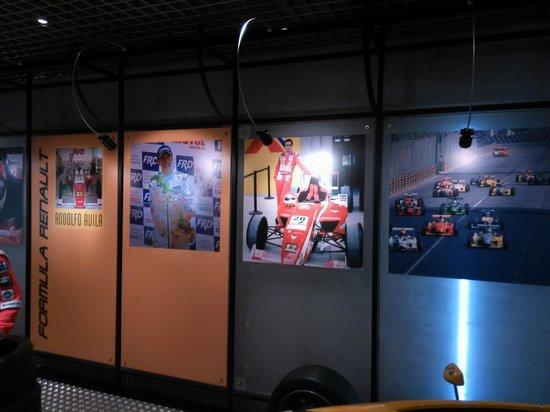 Grand Prix Museum: Герой Макао Rodolfo Avila