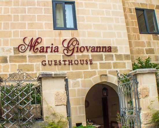 Maria Giovanna Guest House: Guesthouse frontage
