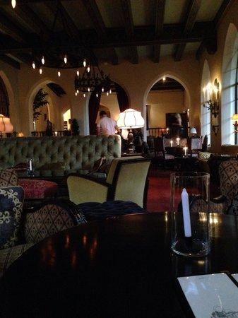 Chateau Marmont: Inside chateau