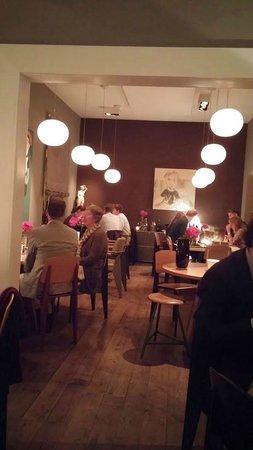 Weinsinn: Dining room