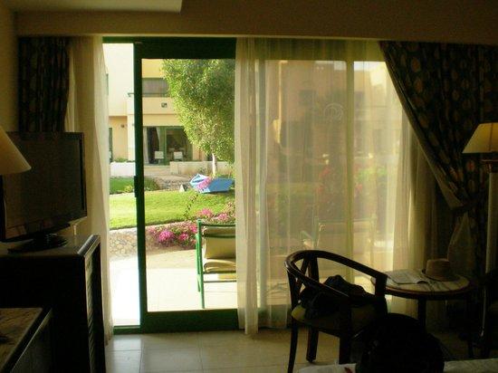 Hilton Hurghada Resort : Camera Garden...RELAX