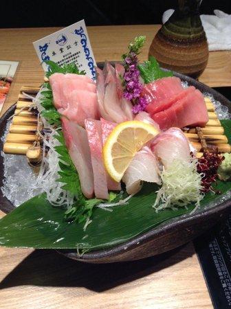 Kinki University Fisheries Laboratory Tokyo Ginza