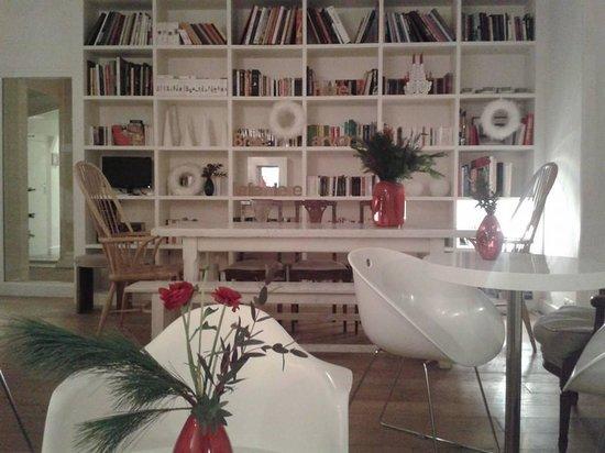 Hotel Arvor Saint Georges : salon