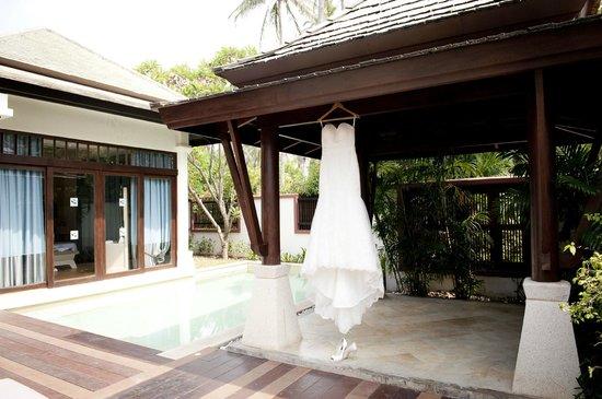 Melati Beach Resort & Spa: pool villa suite