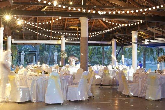 Melati Beach Resort & Spa : reception