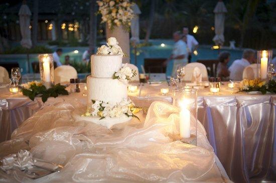 Melati Beach Resort & Spa : cake