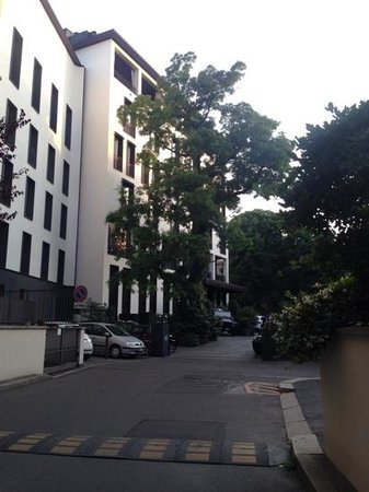 Il Ristorante: street view