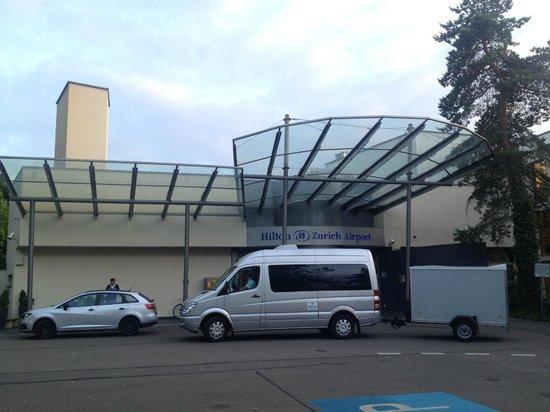 Hilton Zürich Airport: z2