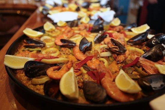 La Placeta Restaurante: Paella Mixta