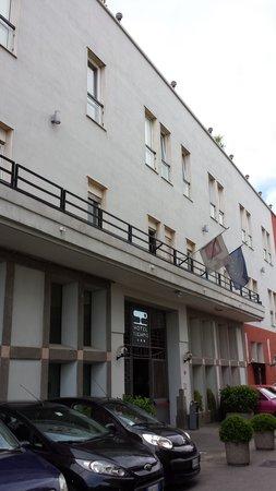 Hotel Tiempo: esterno