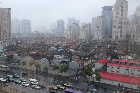 Renaissance Shanghai Yu Garden Hotel: Aussicht