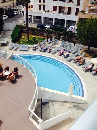 Eix Alcudia Hotel - Adults Only: Another swimming p