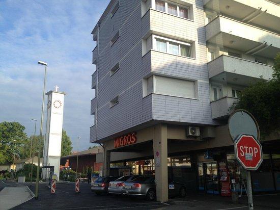 Migros Restaurant: m2