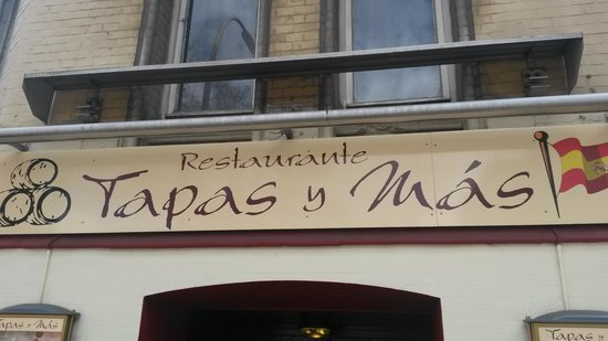 InterCityHotel Hamburg Hauptbahnhof: Tip: Visit the restaurant Tapas Y Mas is you like spanish food