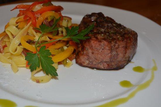 La Placeta Restaurante: Solomillo de Ternera