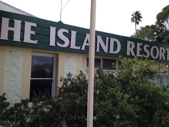 Island Motel Kingscote : comfortable hotel