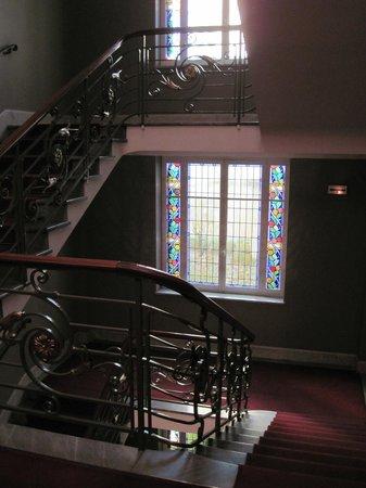 Ibis Lyon Centre Perrache: Staircase
