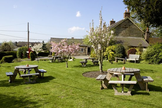 The Coach and Horses: The Garden