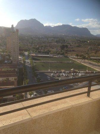 Apartamentos Luxmar: mountains