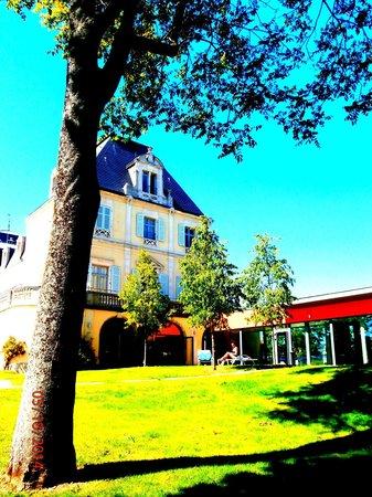 Chateau de Citeaux La Cueillette: Côté spa