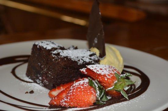 La Placeta Restaurante: Brownie