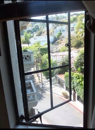 Chateau Marmont: View from junior suite