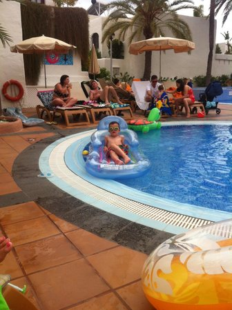 HD Parque Cristobal Tenerife : great pool for kids