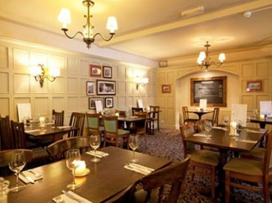 Old Manse Hotel Restaurant: Restaurant