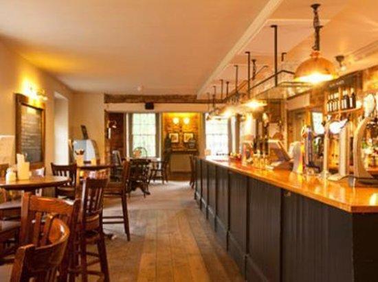 Old Manse Hotel Restaurant: Bar