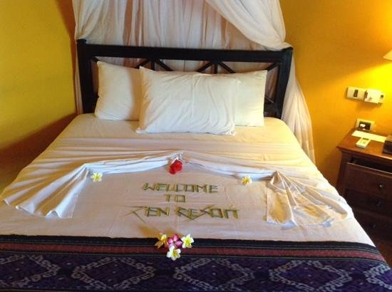 Zen Resort Bali: every day a beautiful message