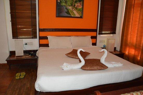 Luxury Cottage- Room