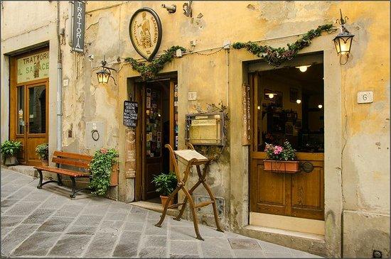 Trattoria Il Saraceno : Restaurant