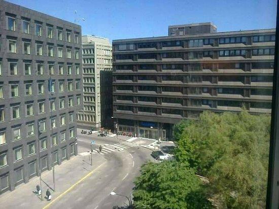 Scandic Sergel Plaza: Våning 5 :)