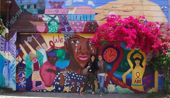 Mission District : Balmy allee