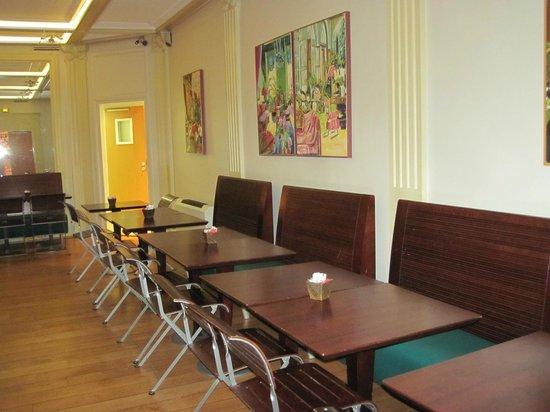 Ibis Lyon Centre Perrache : Dining area