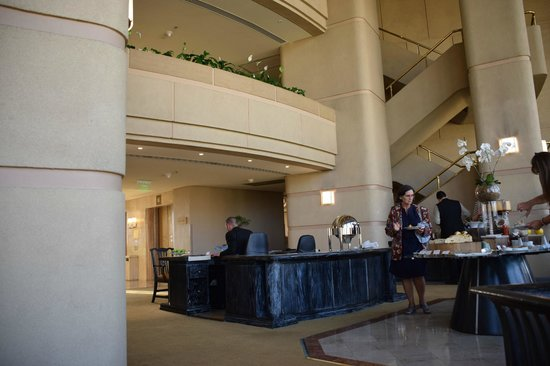 Hotel Santiago: Executive Lounge